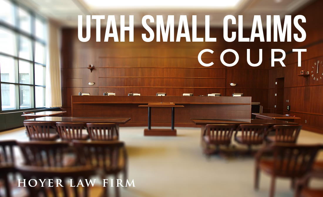 Utah Small Claims: does my case qualify?