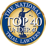Casey Hoyer National Trial Lawyers Top 40