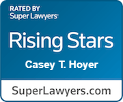 Top 100 National Advocates Nominee 2020 Casey T. Hoyer